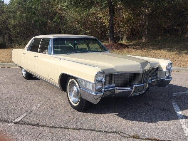 1965 Cadillac Fleetwood (CC-1300631) for sale in Raleigh, North Carolina