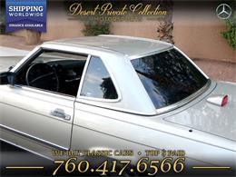 1986 Mercedes-Benz 560SL (CC-1306313) for sale in Palm Desert , California