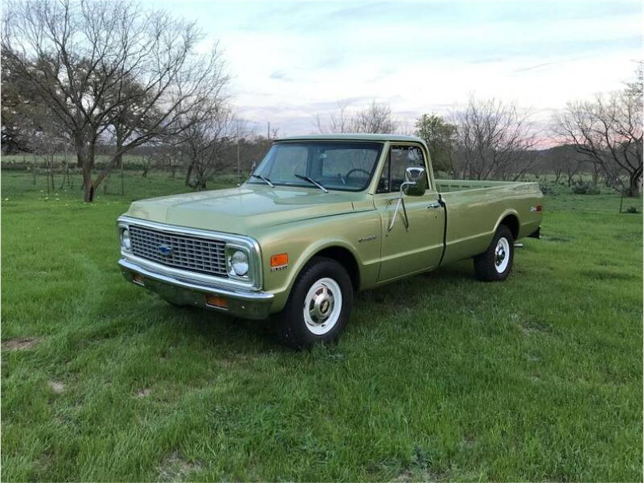 1971 Chevrolet C/K 20 (CC-1306315) for sale in Fredericksburg, Texas