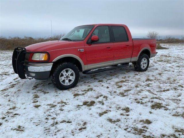 2002 Ford F150 (CC-1306324) for sale in Clarence, Iowa