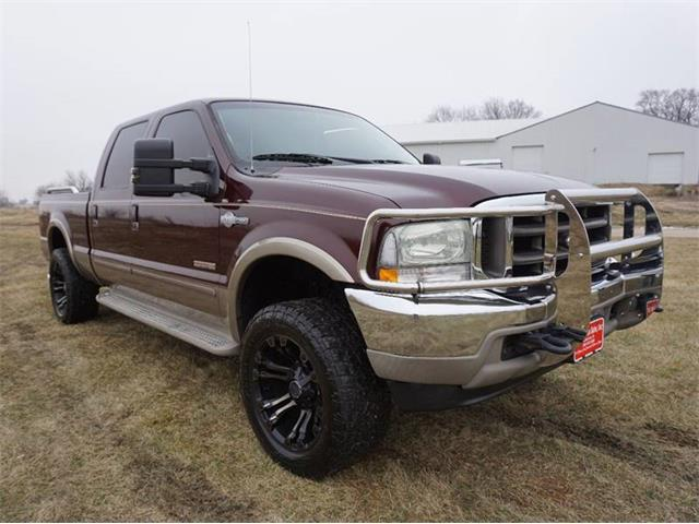 2004 Ford F250 (CC-1306327) for sale in Clarence, Iowa