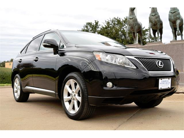 2010 Lexus RX350 (CC-1306336) for sale in Fort Worth, Texas