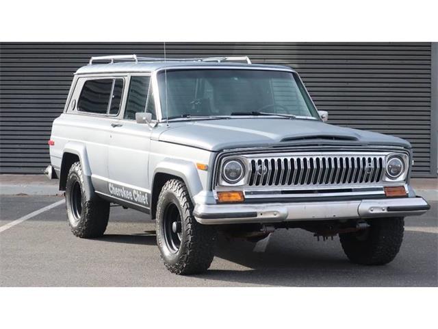 1976 Jeep Cherokee (CC-1306352) for sale in Hailey, Idaho