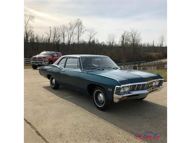 1967 Chevrolet Biscayne (CC-1300636) for sale in Hiram, Georgia