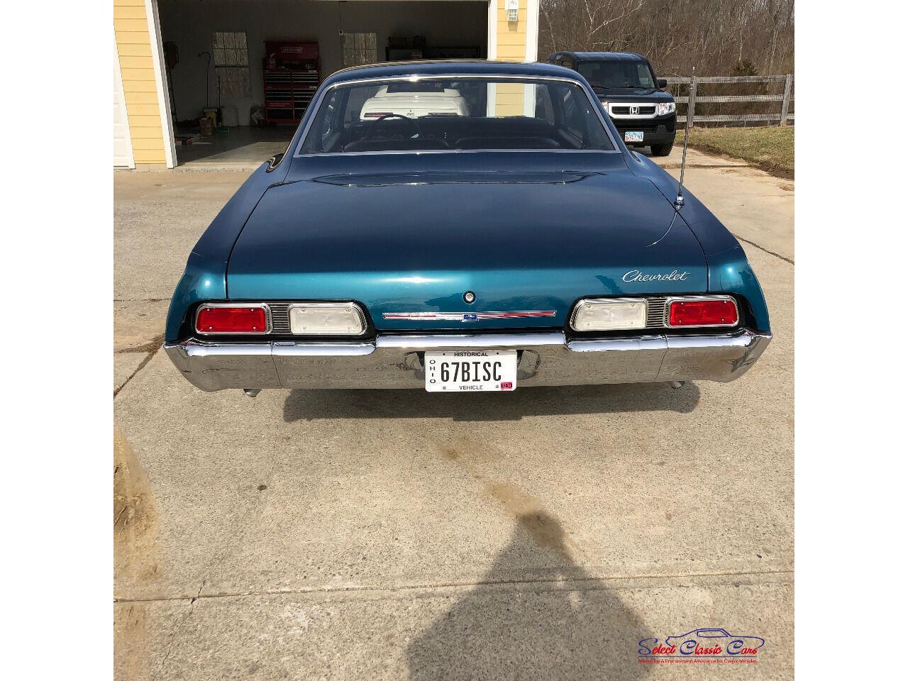 1967 Chevrolet Biscayne (CC-1300636) for sale in Hiram, Georgia