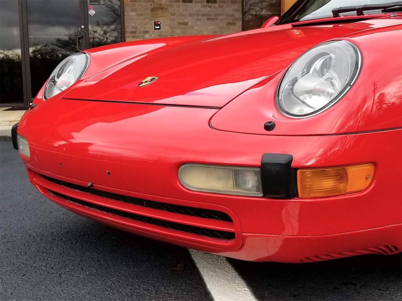 1996 Porsche 911 Carrera (CC-1306366) for sale in Oakwood, Georgia