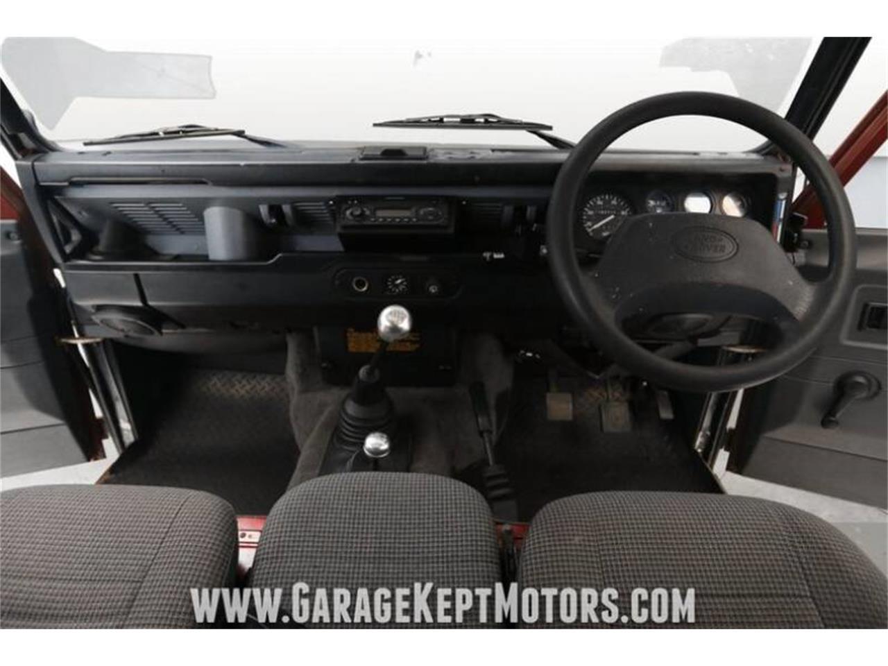 Land Rover Defender TDI carburant Temp guages Paire Speedo parts