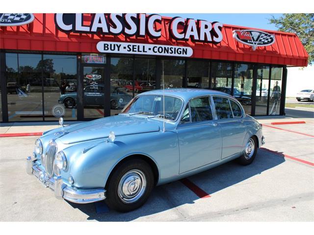 1962 Jaguar Mark I (CC-1300643) for sale in Sarasota, Florida