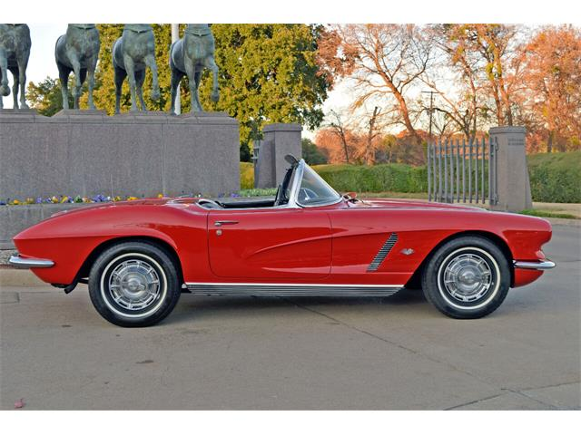 1962 Chevrolet Corvette (CC-1306431) for sale in Fort Worth, Texas