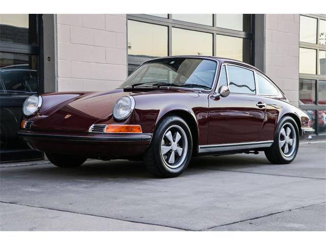 1970 Porsche 911S (CC-1306433) for sale in Costa Mesa, California