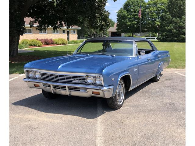 1966 Chevrolet Caprice (CC-1306442) for sale in Maple Lake, Minnesota