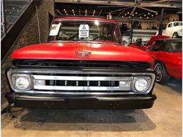 1961 Ford 100 (CC-1306455) for sale in RICHMOND, Illinois