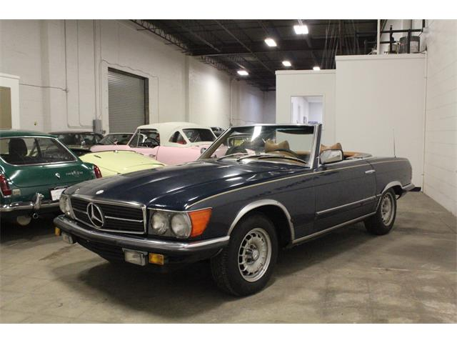 1979 Mercedes-Benz 350SL (CC-1306457) for sale in Cleveland, Ohio