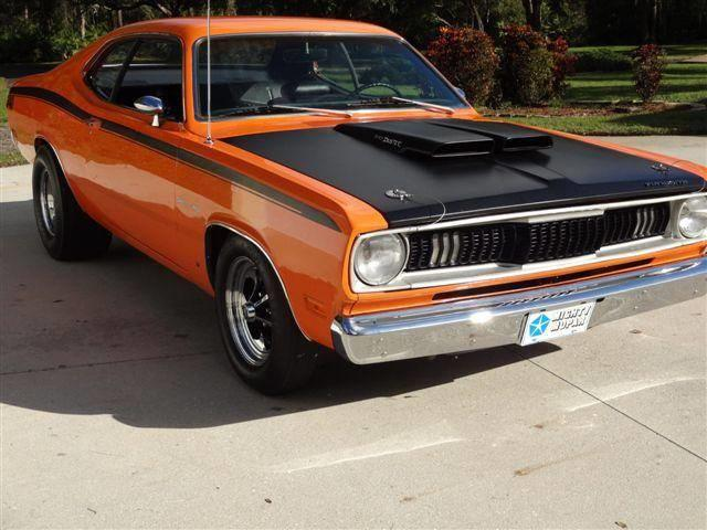 1970 Plymouth Duster (CC-1306459) for sale in Sarasota, Florida