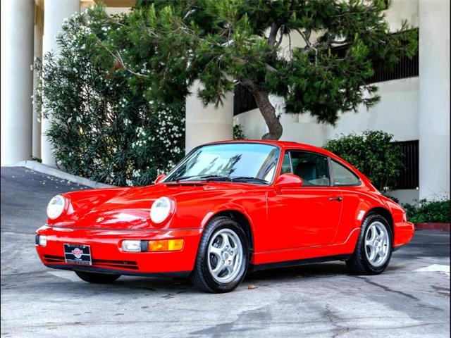 1993 Porsche 964 (CC-1300646) for sale in Marina Del Rey, California
