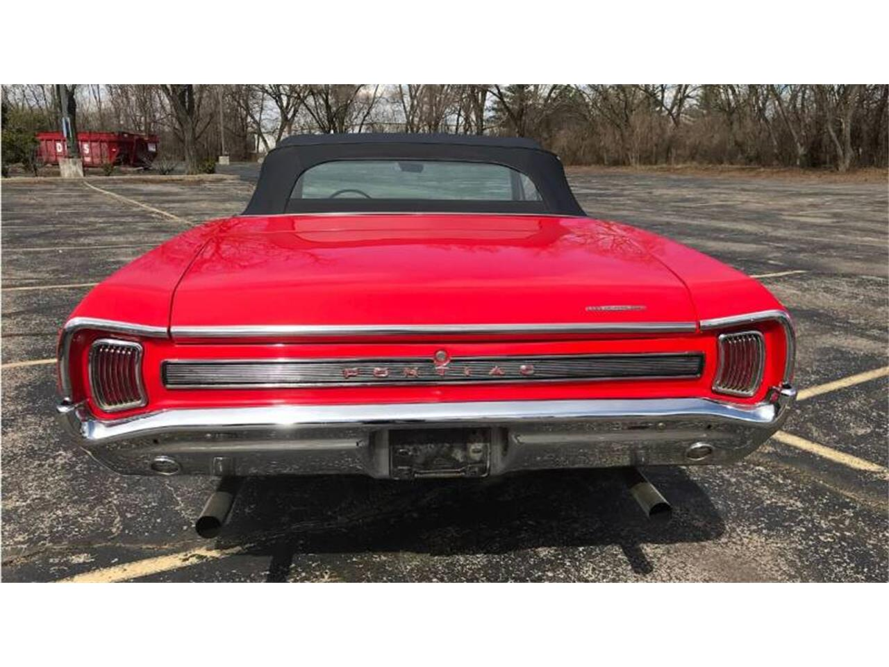 1966 Pontiac LeMans (CC-1306460) for sale in RICHMOND, Illinois