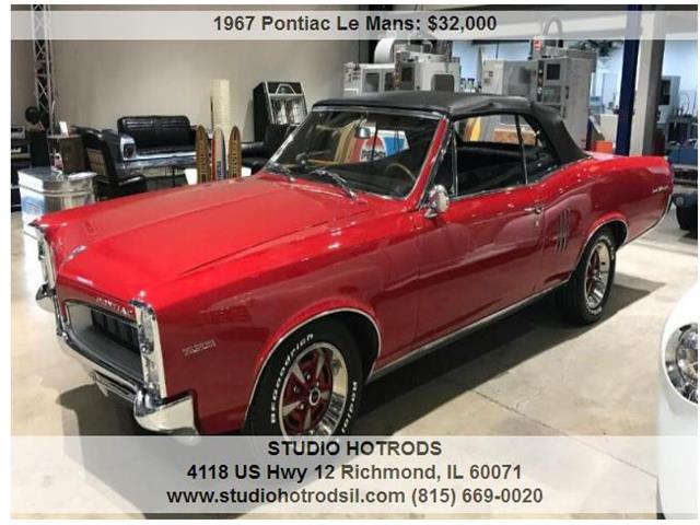 1967 Pontiac LeMans (CC-1306462) for sale in RICHMOND, Illinois