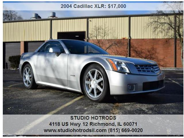 2004 Cadillac XLR (CC-1306464) for sale in RICHMOND, Illinois