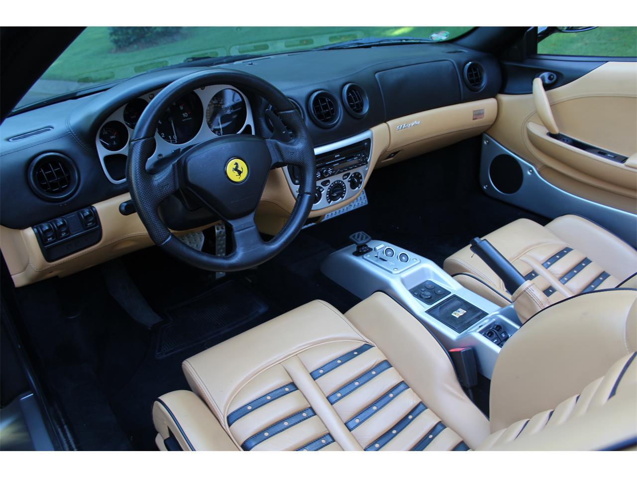 2004 Ferrari 360 (CC-1306468) for sale in Roswell, Georgia
