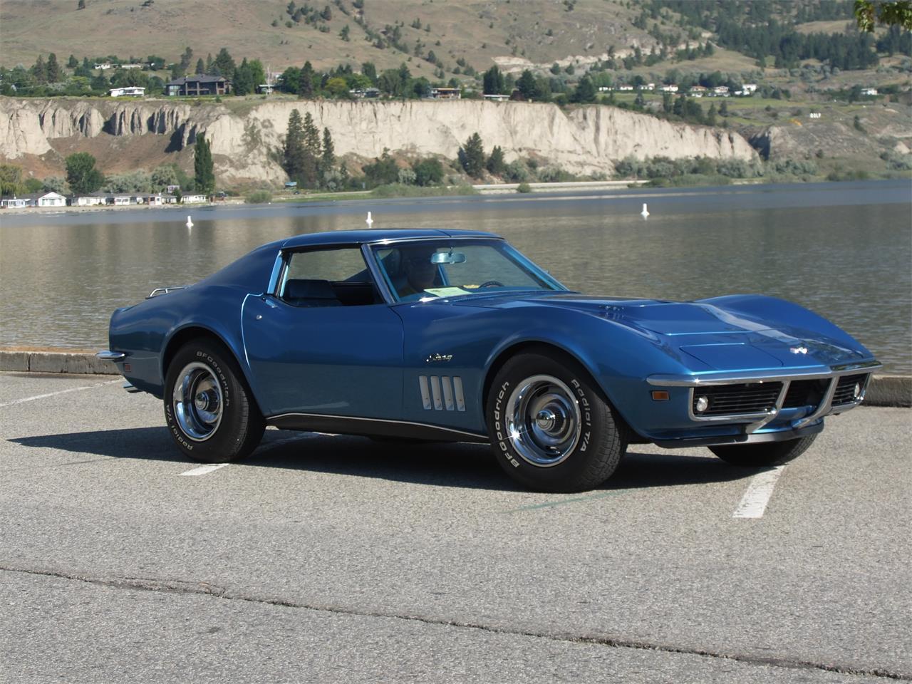 1969 Chevrolet Corvette (CC-1306473) for sale in Penticton, British Columbia