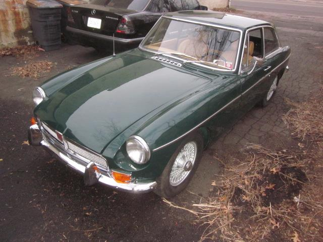 1970 MG MGB GT (CC-1306523) for sale in Stratford, Connecticut