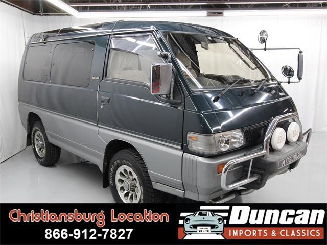 1992 Mitsubishi Delica (CC-1306533) for sale in Christiansburg, Virginia