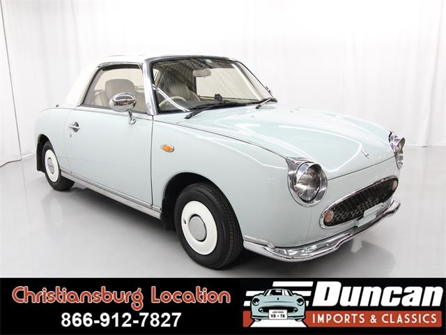 1991 Nissan Figaro (CC-1306545) for sale in Christiansburg, Virginia