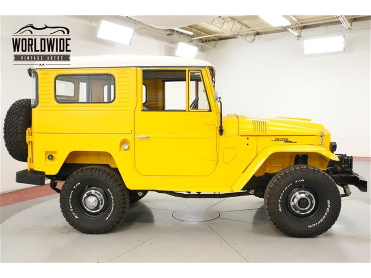 1965 Toyota Land Cruiser FJ40 (CC-1306552) for sale in Denver , Colorado