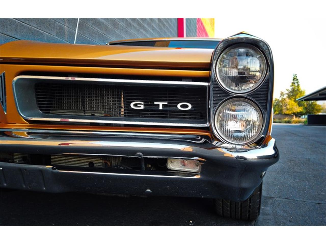 1965 Pontiac GTO (CC-1300066) for sale in Gilbert, Arizona