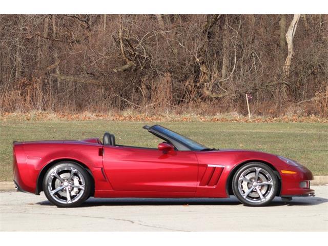 2010 Chevrolet Corvette (CC-1306624) for sale in Alsip, Illinois