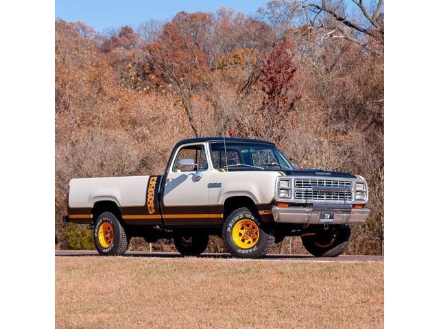 1979 Dodge Power Wagon (CC-1306625) for sale in St. Louis, Missouri