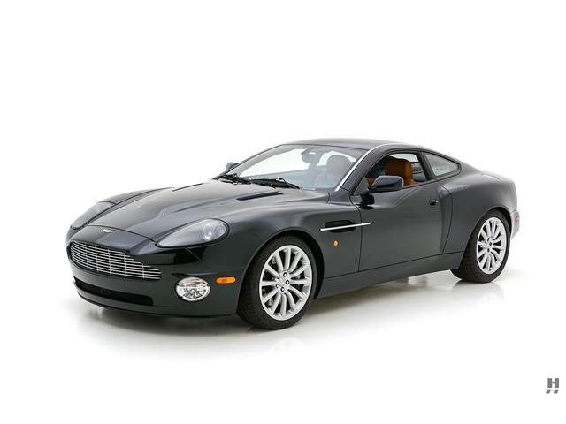 2003 Aston Martin Vanquish (CC-1306629) for sale in Saint Louis, Missouri