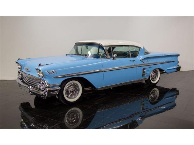 1958 Chevrolet Impala (CC-1306644) for sale in St. Louis, Missouri