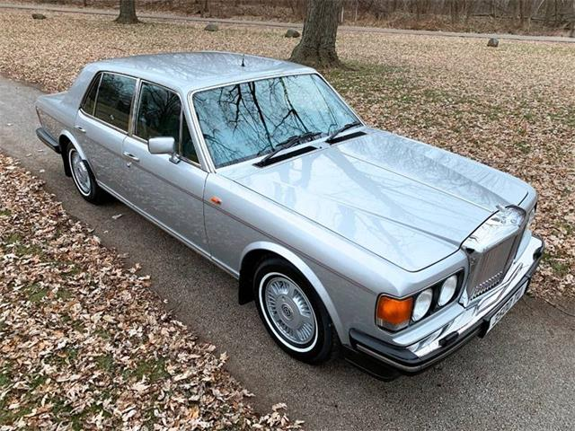 1991 Bentley Mulsanne S (CC-1306682) for sale in Carey, Illinois