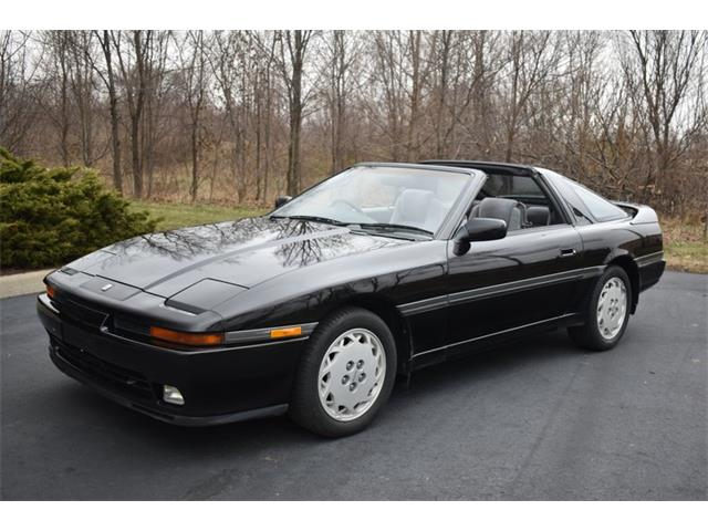 1990 Toyota Supra (CC-1306687) for sale in Elkhart, Indiana