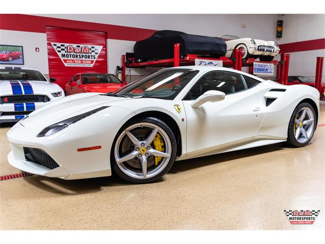 2019 Ferrari 488 GTB (CC-1300067) for sale in Glen Ellyn, Illinois