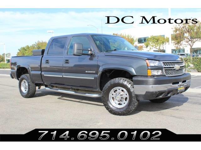2005 Chevrolet Silverado (CC-1300670) for sale in Anaheim, California