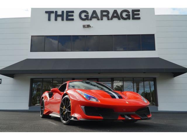 2019 Ferrari 488 (CC-1306712) for sale in Miami, Florida
