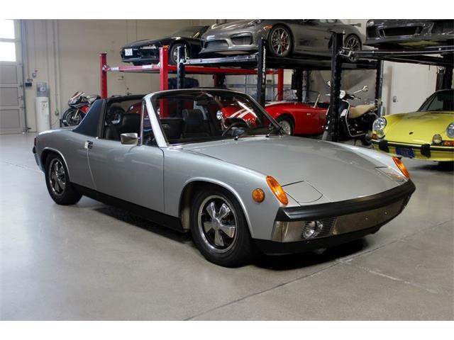 1970 Porsche 914 (CC-1300672) for sale in San Carlos, California