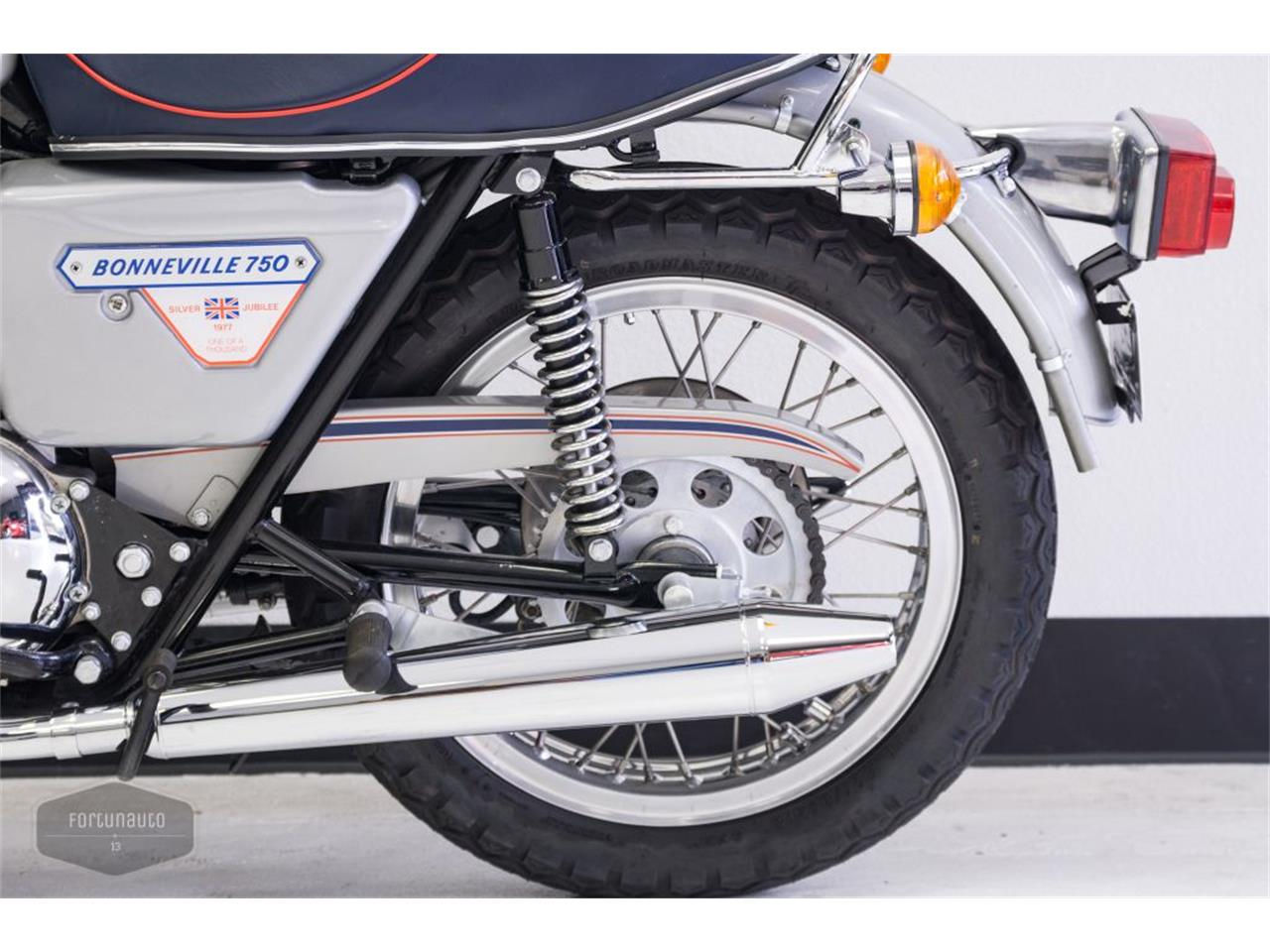 1977 Triumph Motorcycle (CC-1306722) for sale in Temecula, California