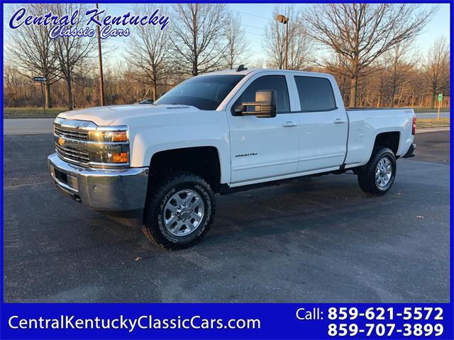 2016 Chevrolet Silverado (CC-1306724) for sale in Paris , Kentucky