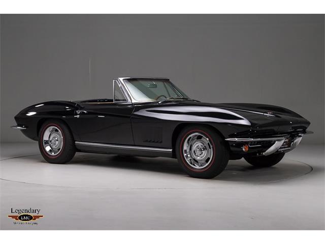 1967 Chevrolet Corvette (CC-1300674) for sale in Halton Hills, Ontario