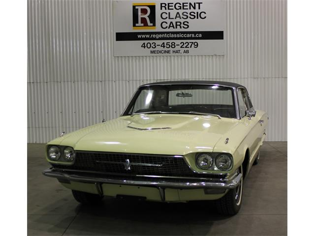 1966 Ford Thunderbird (CC-1306766) for sale in Medicine Hat, Alberta