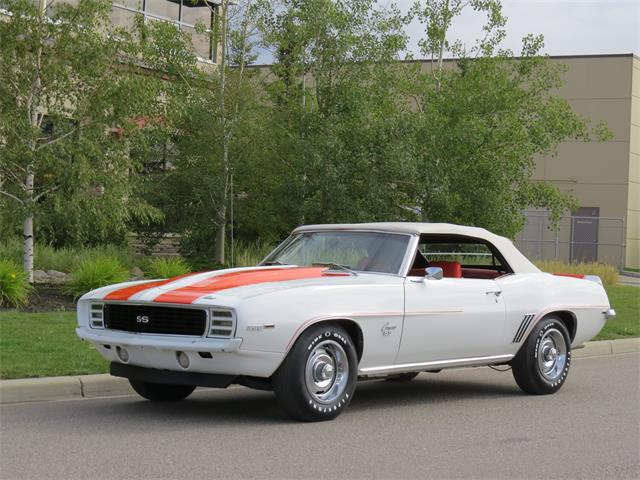 1969 Chevrolet Camaro RS/SS (CC-1306773) for sale in Scottsdale, Arizona