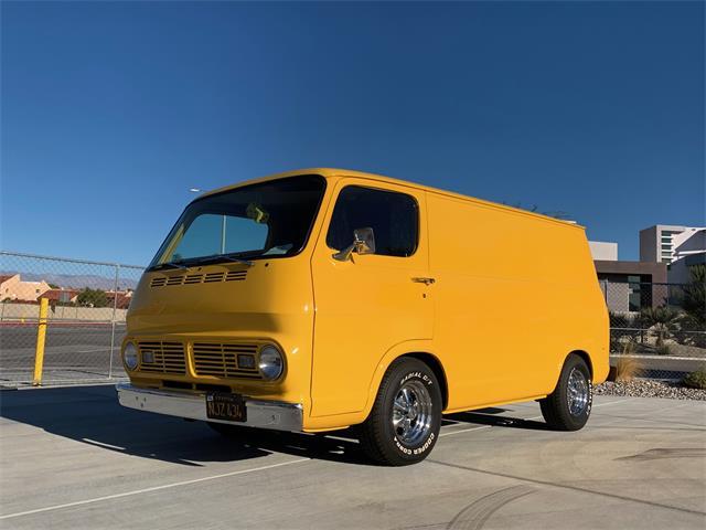1967 Chevrolet G10 Van For Sale Classiccars Com Cc 1306774