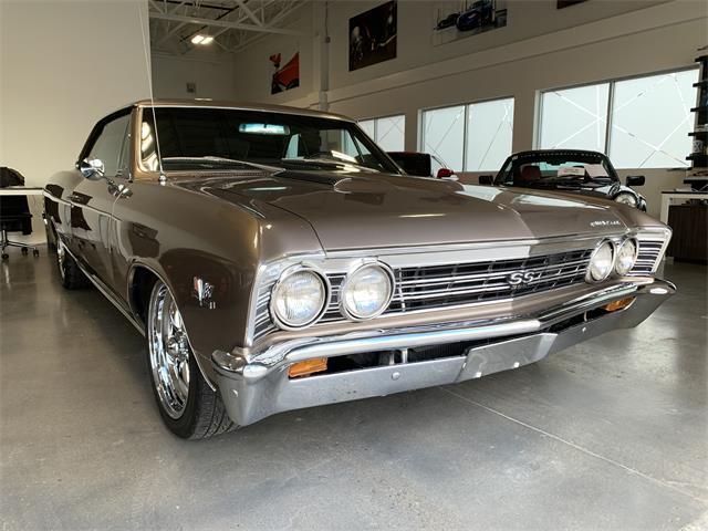 1967 Chevrolet Chevelle (CC-1306779) for sale in Salt Lake City, Utah