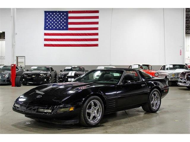 1992 Chevrolet Corvette (CC-1306797) for sale in Kentwood, Michigan