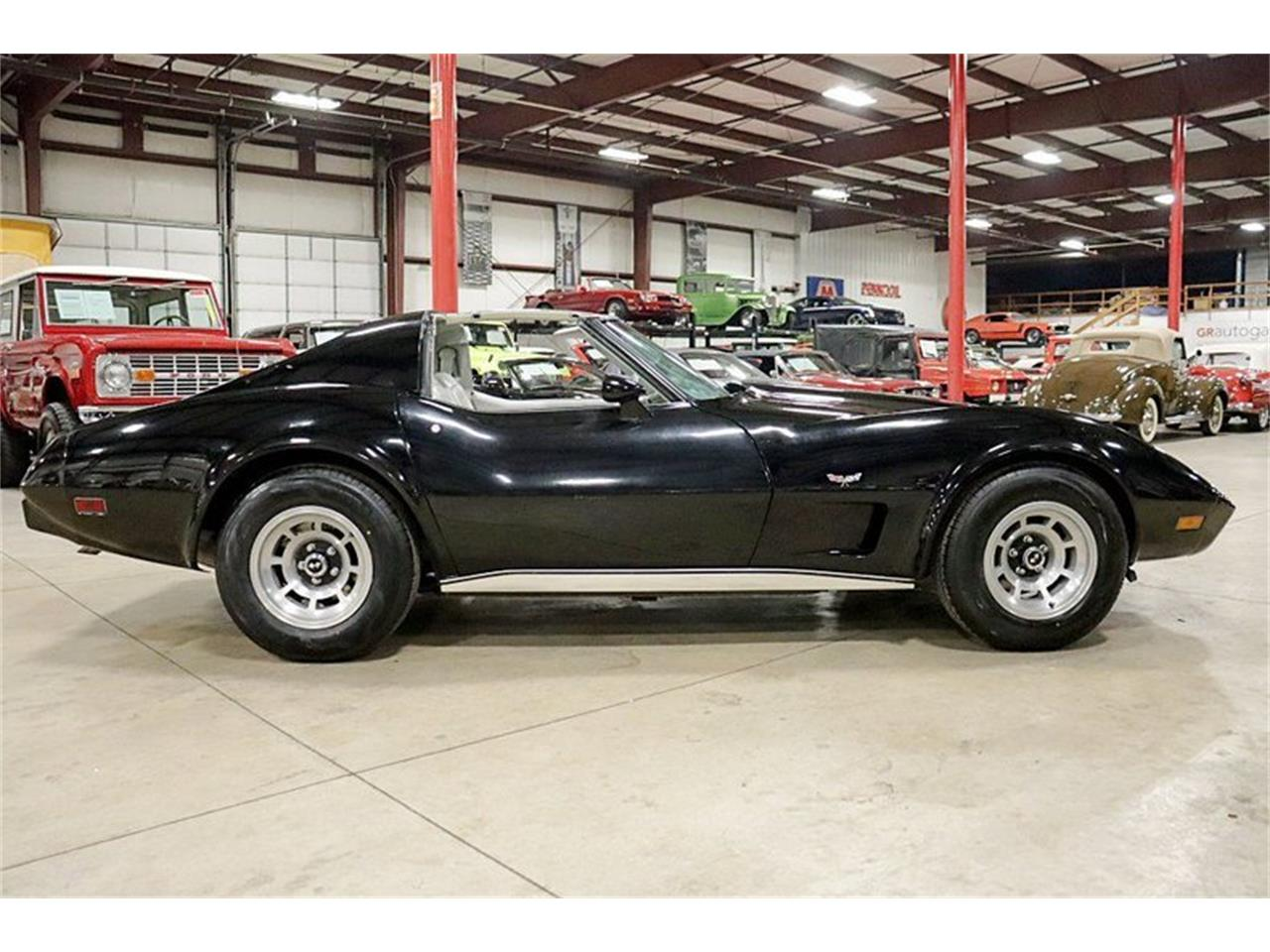 1977 Chevrolet Corvette (CC-1306810) for sale in Kentwood, Michigan