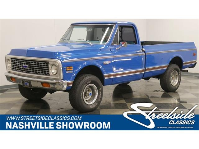 1972 Chevrolet K-10 (CC-1306811) for sale in Lavergne, Tennessee