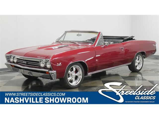 1967 Chevrolet Chevelle (CC-1306818) for sale in Lavergne, Tennessee